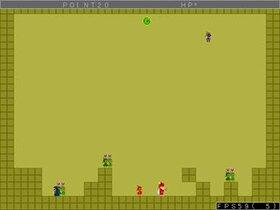 霊クリ Game Screen Shot5