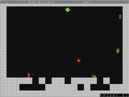 霊クリ Game Screen Shots