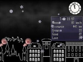 Sonic the Santa Claus Game Screen Shot5