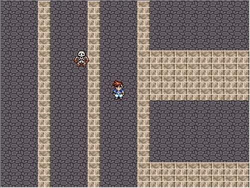 尾弐後孤・鬼ごっこ・onigokko・逃げゲー Game Screen Shot1