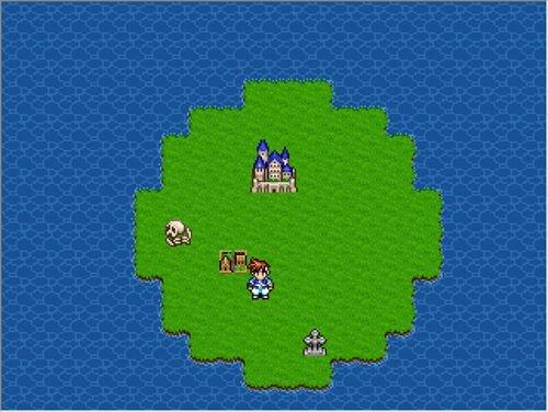 100とかどうでもいいからこの島の魔王を倒してください Game Screen Shot