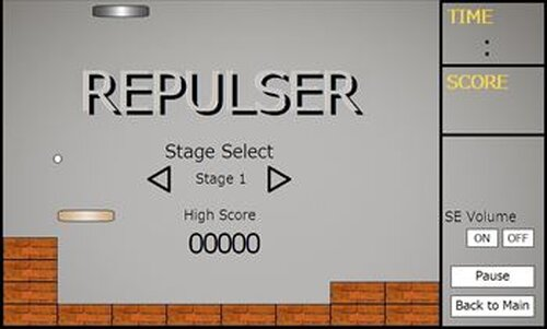 REPULSER Game Screen Shot2