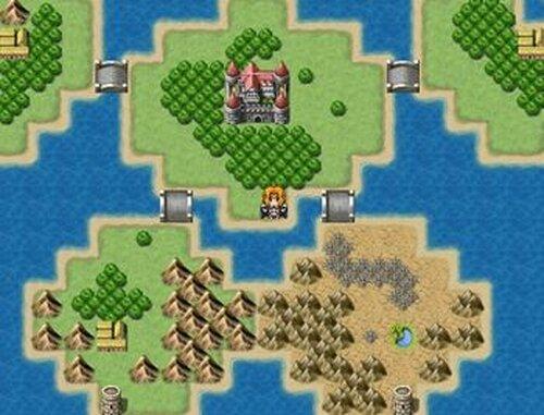うちきりクエスト Game Screen Shots