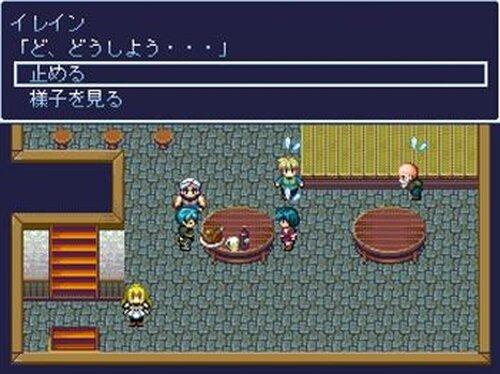 Diva -2つの魔剣ー Game Screen Shot3