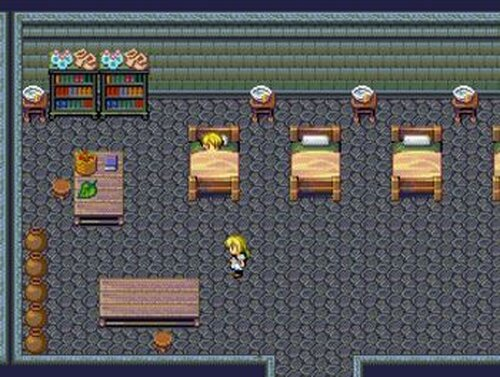 Diva -2つの魔剣ー Game Screen Shots