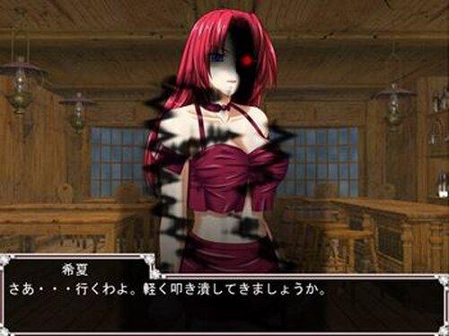 マーシナリーディフェンス バースト Game Screen Shot4
