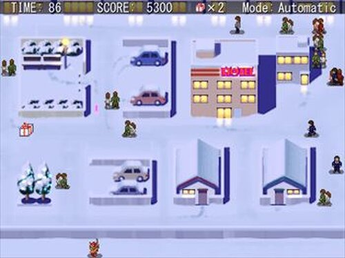 SANTAHAZARD Game Screen Shot3