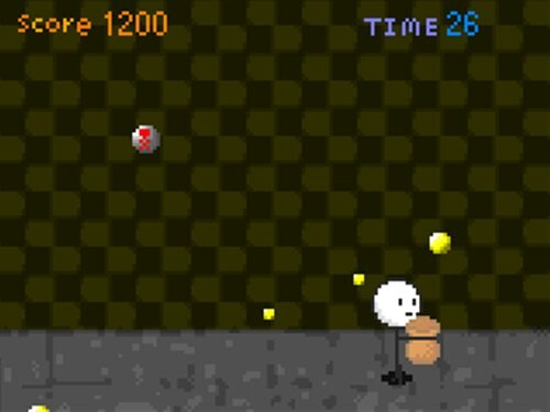 GoldGet! Game Screen Shot