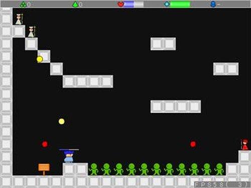 ゲキムズ?アクション! Game Screen Shot5
