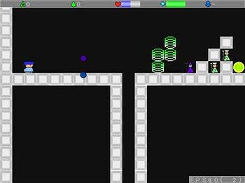 ゲキムズ?アクション! Game Screen Shots