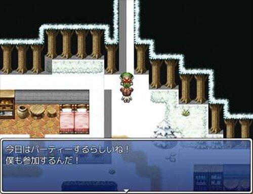 Issyun Quest 外伝 ~クリスマスのおつかい~ Game Screen Shot2
