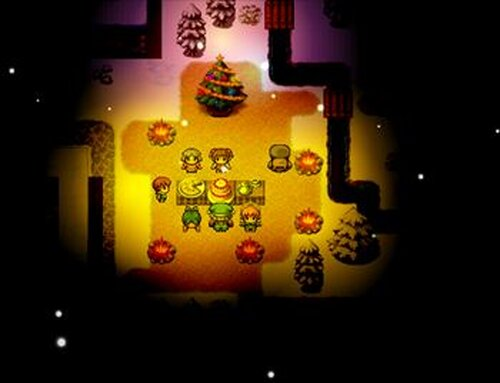 Issyun Quest 外伝 ~クリスマスのおつかい~ Game Screen Shot5