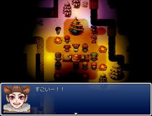Issyun Quest 外伝 ~クリスマスのおつかい~ Game Screen Shots