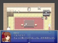 Doll Houseのゲーム画面