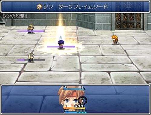 勇者アルシェスのクリスマス! Game Screen Shot4