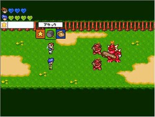 アレックス・ネイト大工物語 Game Screen Shots