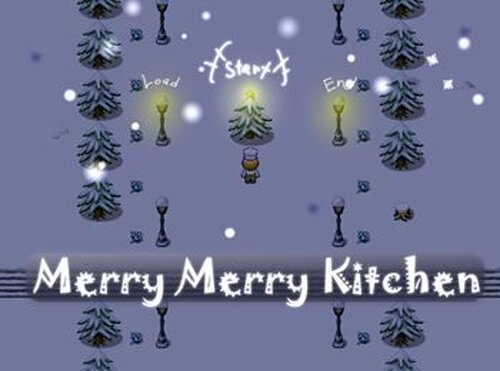 Merry Merry Kitchen Game Screen Shot2