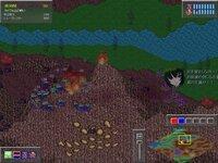 エスティールの封印のゲーム画面
