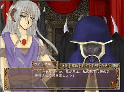 クレイズン・ハート Game Screen Shot2