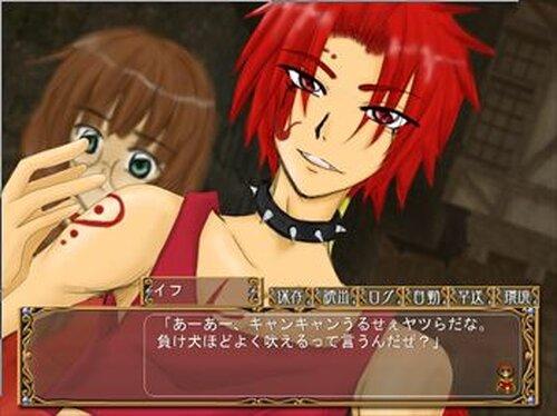 クレイズン・ハート Game Screen Shots