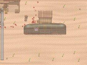 閉鎖区域とガスマスク Game Screen Shot3