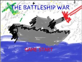 THE BATTLESHIP WAR Game Screen Shot2
