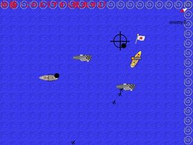 THE BATTLESHIP WAR Game Screen Shot3