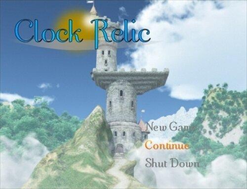 Clock Relic Game Screen Shots