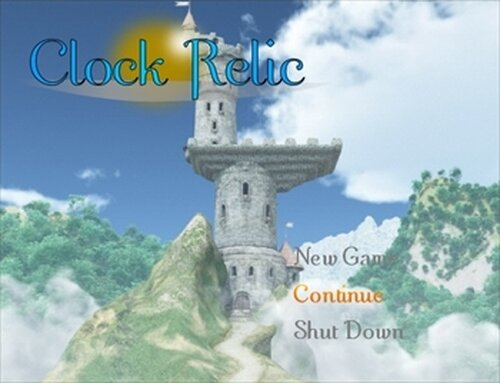 Clock Relic Game Screen Shots