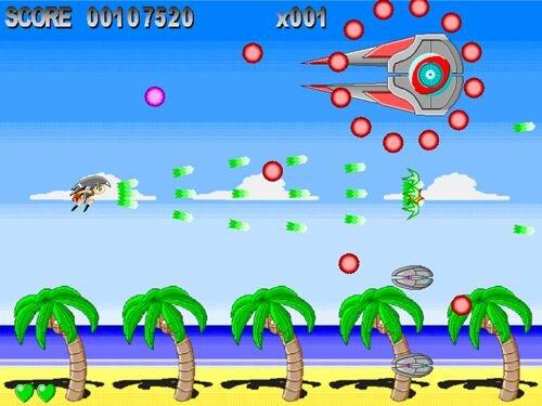 メタルレオタード Game Screen Shot