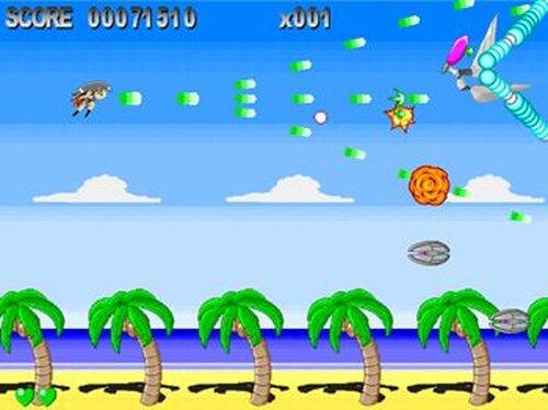 メタルレオタード Game Screen Shot2