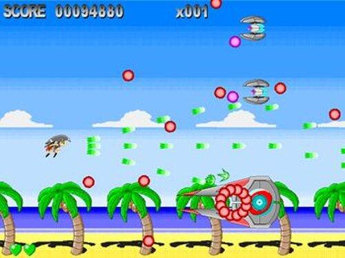 メタルレオタード Game Screen Shot3