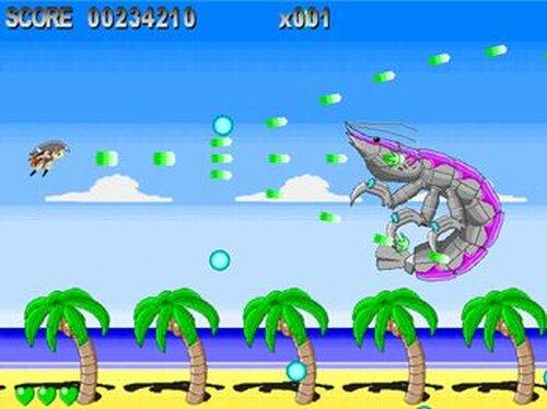 メタルレオタード Game Screen Shot5