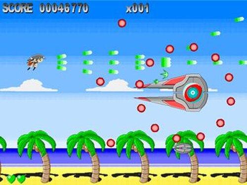 メタルレオタード Game Screen Shots