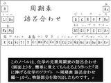 君に捧げる化学のソラゴト ~周期表 語呂合わせ編 簡易版~