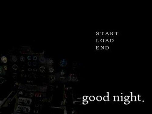good night Game Screen Shots