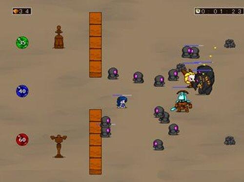ソイルストライク Game Screen Shot5