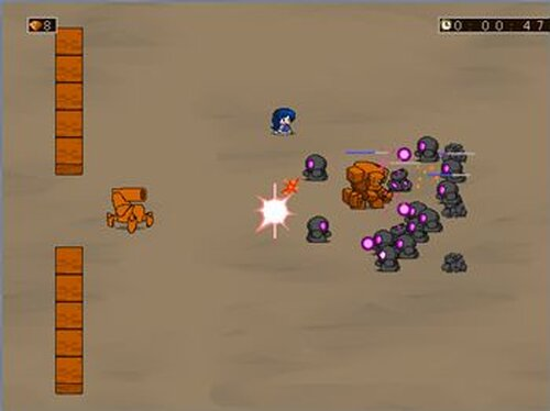 ソイルストライク Game Screen Shots