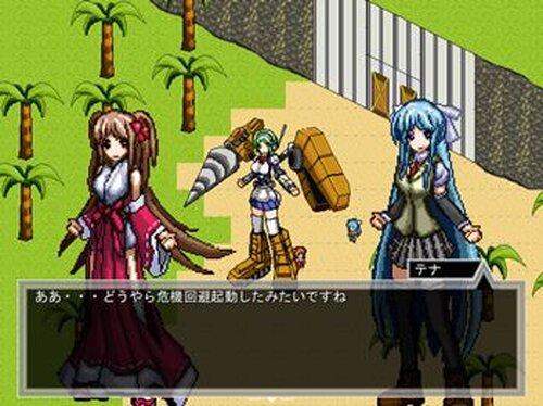 とつげき!ダンジョン Game Screen Shot2