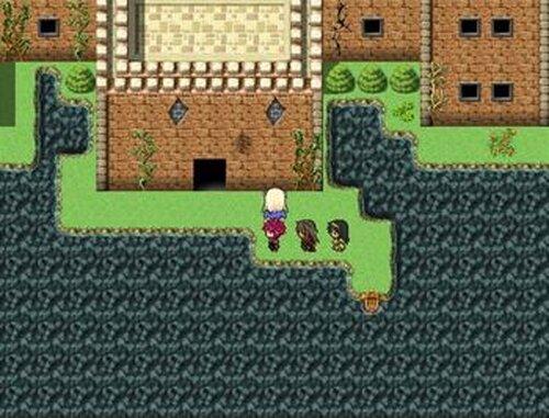 母なる湖は城を抱き Game Screen Shot2
