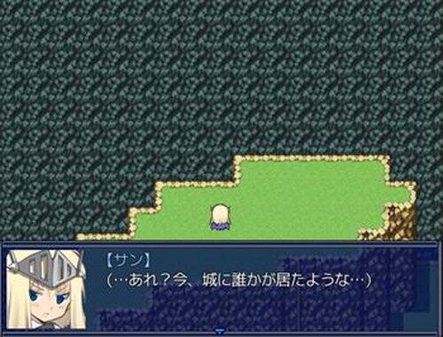母なる湖は城を抱き Game Screen Shot3
