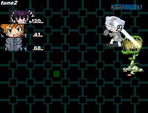 めいきゅうとしょかん! Game Screen Shots