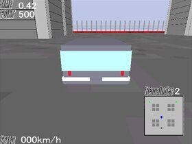 CRAZY BUS Game Screen Shot4