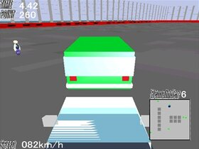 CRAZY BUS Game Screen Shot5