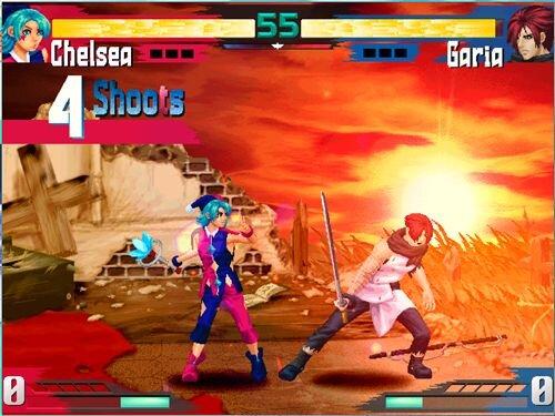 Rising Eclipse 体験版 Game Screen Shot1