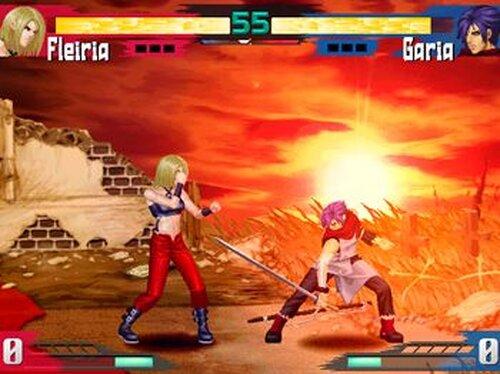 Rising Eclipse 体験版 Game Screen Shot4