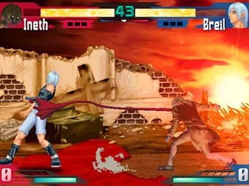 Rising Eclipse 体験版 Game Screen Shot5