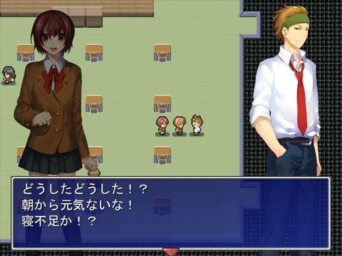 館内迷宮-囚われの人を探して- Game Screen Shot1