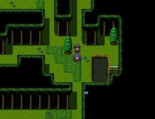 サラと星の宝石 Game Screen Shot5