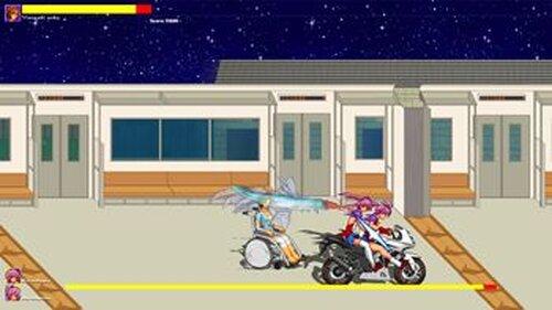 テスト用のミニゲーム  Game Screen Shot4